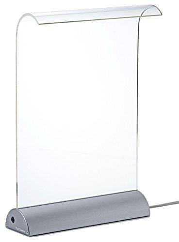 Glowide LED デスクライト GW1000-S (ロイヤルシルバー)