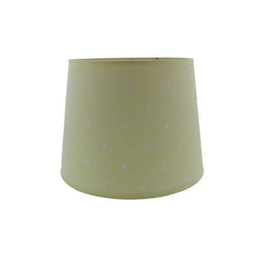 Koala Baby Dot Drum Lamp Shade - Sage - 1