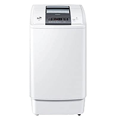 Haier HWM70-9288NZP Fully-automatic Top-loading Washing Machine (7 Kg, Grey)
