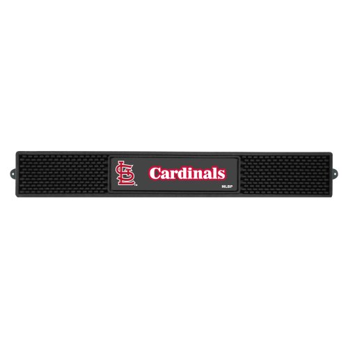 FANMATS MLB St Louis Cardinals Vinyl Drink Mat (Bar Service Mat With Beer Logo compare prices)