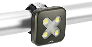 Click Here For Cheap Knog Blinder Cross 4-led Bicycle Head Light - W/white Light For Sale