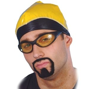 Rapper Goatee Adult (One Size)