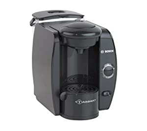 Bosch TAS1000UC Tassimo Single-Serve Coffee Brewer, Anthracite Picture