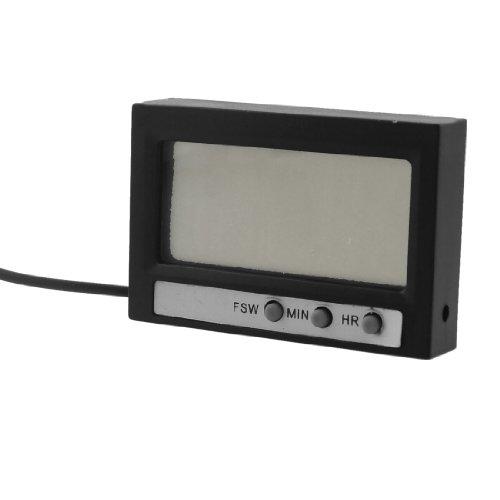 Suction Cup Mounting -50 To 70 Centigrade Aquarium Index Digital Thermometer