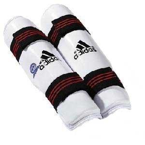 Adidas WTF TaeKwonDo Shin Protector - Medium (Adidas Taekwondo Sparring Gear compare prices)