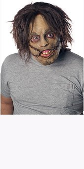 Texas Chainsaw Massacre Leatherface 1st Kill Deluxe Mask
