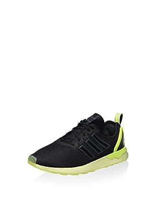 adidas Zapatillas Zx Flux Adv (Negro / Amarillo)