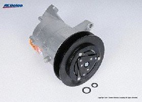 ACDelco 89019267 Air Conditioning Compressor Assembly
