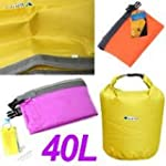 New Orange Waterproof 40L Dry Bag Ess...