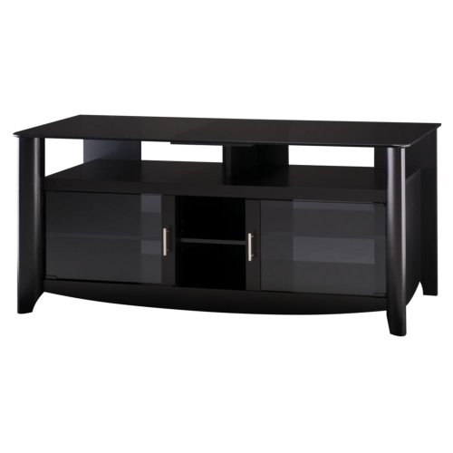 319gDnD8qRL BUSH FURNITURE Aero Collection:60 inch TV Stand