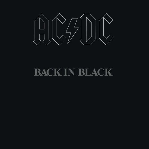 AC/DC - Back In Black [vinyl] - Zortam Music