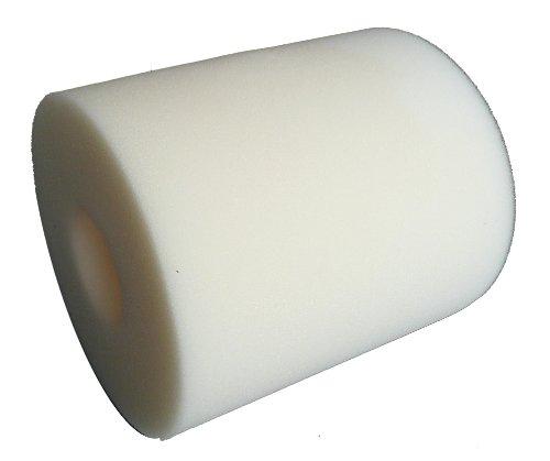 "(10) 6""X6"" Electrolux Central Vacuum Foam Filter, Aerus, Centralux, Air Vac, Hayden, Vent-A-Vac, M & S, Centralux, Broan Vacuum Cleaners,Av400, Av410, Av480, Vm110, Vm600, As Well As Some Vm180 With Foam Filters front-453188"