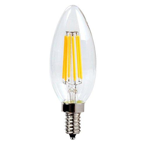Luxrite Lr21250 2 Pack 4w Led Filament Candelabra Bulb: Luxrite LR20570 FC8T9/CW 22-Watt 8 INCH T9 Fluorescent