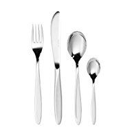 16 Piece Stainless Steel Henley Cutlery Set