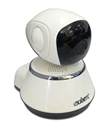 Exilient bFortified Smart Wireless wifi Camera, SC-Q6-01, DoT Approved NR-ETA/5010
