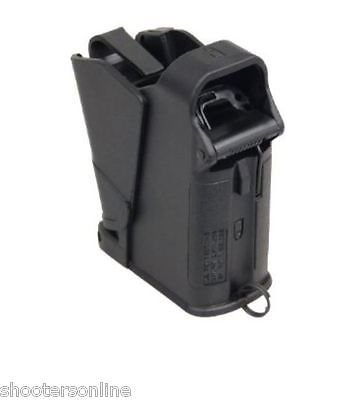 Taurus Speed Mag Loader UpLULATM - 9mm to 45ACP Maglula Uplula Pistol Speed Magazine Loader. Loads all* 9mm Luger, 10mm, .357 Sig, 10mm, .40, and .45ACP cal tarus (Taurus 9mm Gun compare prices)