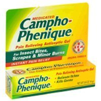 Campho-Phenique Pain Relieving Antiseptic Gel - 1/2 Oz