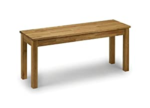 Julian Bowen Coxmoor Oak Bench