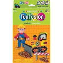 Perler(R) Fuse Bead Activity Kit-Let's Build
