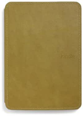 Amazon Kindle Touch Leather Cover, Olive Green (does not fit Kindle Paperwhite)
