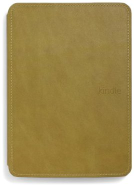 319galZczuL Amazon Kindle Touch Leather Cover, Olive Green (does not fit Kindle Paperwhite)