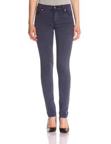 cheap-monday-tight-jean-slim-de-couleur-femme-bleu-navy-nice-w26-l32
