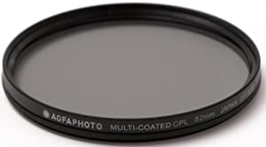 AGFA Digital Multi-Coated Circular Polarizing (CPL) Filter 82mm APCPF82