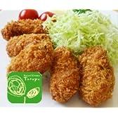松島産 サックリ大粒かきフライ