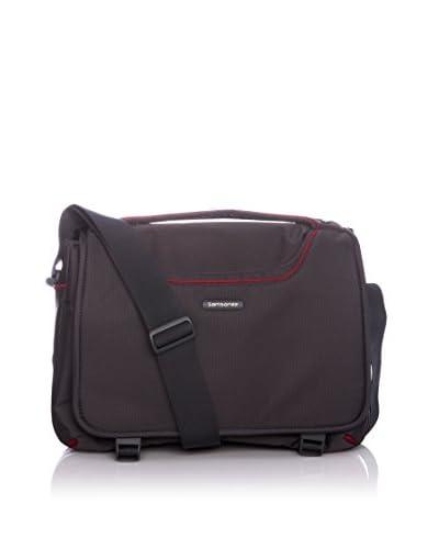 """Samsonite Maletín Porta Pc Laptop Messenger B-Lite Fresh 16"""" Gris"""