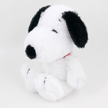 Snoopy Plush (Sit) front-933543