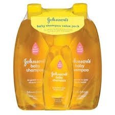 Johnson's Baby Shampoo Value 3 Pack