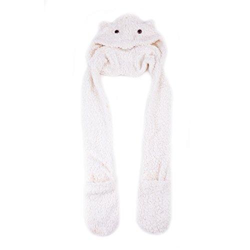blanco-invierno-calido-bufanda-con-capucha-pelo-sintetico-con-guante-diseno-endding-nl-1769-a-talla6