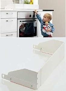 de bébé sécurité domestique protection four et plaques de cuisson
