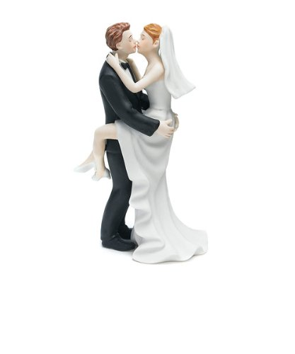 Weddingstar Kissing Couple Cake Topper