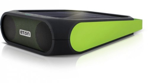Eton Portable Solar Wireless Sound System