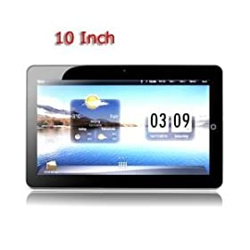 Fly Touch 2 Android 2.1tablet Pc-mid-10.1tft- Infotmic Imapx210-1gmhz-256 Ddr2-2g-