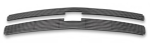 APS Polished Chrome Billet Grille Grill Insert #C65766A (2008 Silverado Grill Insert compare prices)
