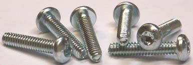 300x Pan Head Screws M6x16 DIN 7380-10,9 NEW
