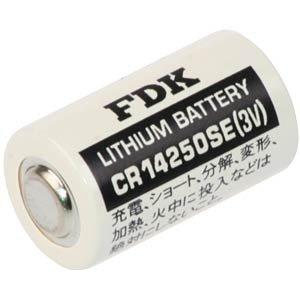 FDK cR14250SE - 1/2 aA au lithium 3 v)