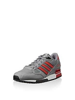 adidas Zapatillas Zx 750 (Gris / Rojo)