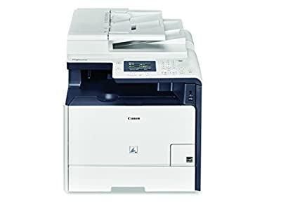 Canon Office Products MF726Cdw imageCLASS Wireless Color Photo Printer with Scanner, Copier & Fax