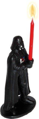 - Star Wars Bougies Darth Vader (12) 4250448307124 By Dekoback