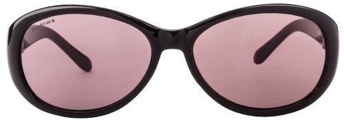 Fastrack Fastrack Oval Sunglasses (Black) (P188PK2F)