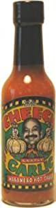 Hot Sauce Depot 60101005 The Cheech Gnarly Garlic Hot Sauce 5oz - Pack Of 3 by Hot Sauce Depot