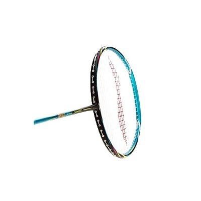 Li-Ning 109 Sonic Carbon Fiber Badminton Racquet, Size S2 (Blue)