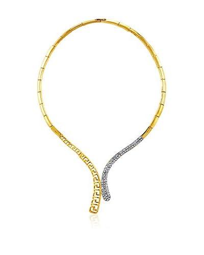 FROUFROU Conjunto de cordón, colgante, pulsera y pendientes Athéna