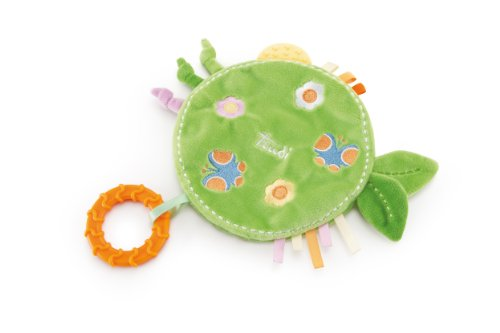 Trudi Doudou Plush Toy with Teething Ring, 3 Months Plus