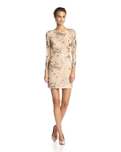 A.B.S. by Allen Schwartz Women's Lace Sheath Dress