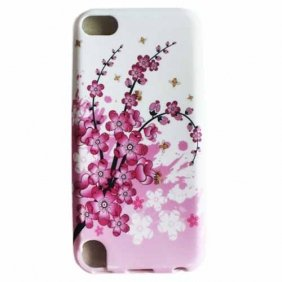 Apple iPod Touch 5 iPod Touch 5th generation Soft TPU Beautiful Pink Flower Case