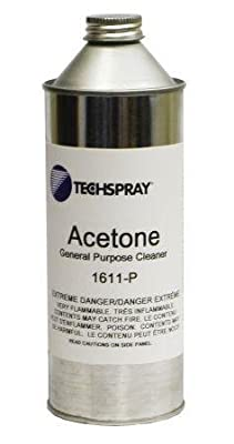 Acetone - 16 oz. Can